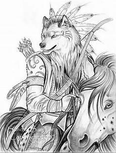 Malvorlagen Wolf Warrior Wolf Warrior By Ssantara On Deviantart
