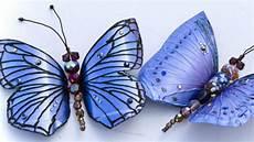 c 243 mo hacer mariposas con botellas de pl 225 stico paso a paso