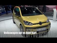 Opel Up - volkswagen up 2016 vs opel karl 2016