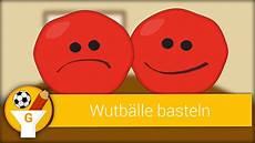 wutball basteln dansenfeesten