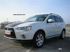 automotive air conditioning repair 2010 mitsubishi outlander head up display 2010 mitsubishi outlander 2 4 4wd cvt instyle lpg plant car photo and specs