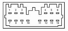 Mitsubishi Car Radio Stereo Audio Wiring Diagram Autoradio