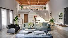 salon design contemporain quelle d 233 co pour le salon contemporain jungle ou