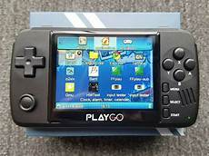 Playgo 1000 Inch Display Handheld by Playgo 2 2 Handheld Gaming Console 16gb Sd 1000