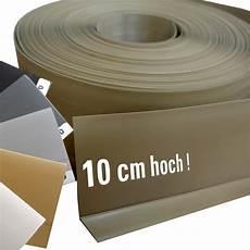 kunststoff weich sockelleiste 10 cm meterware