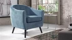 fauteuil de salon moderne rembourr 233 en tissu houston