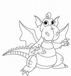 ausmalbilder malvorlagen drache kostenlos zum