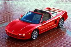 a rocky history acura nsx through the years motor trend