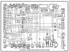 honda wire diagram honda cx500 motorcycle 1978 1979 complete wiring diagram all about wiring diagrams