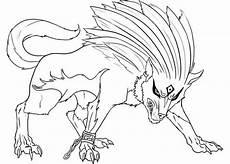 ausmalbilder f 252 r kinder wolf 8