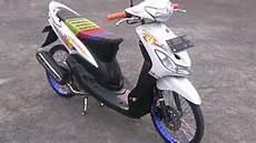 Mio M3 Babylook by Modifikasi Mio Babylook Modif Motor Terbaru 2019