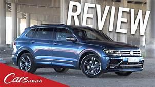 Volkswagen Tiguan Allspace 2018  Cars Review