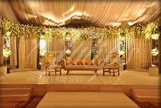 best creative pakistani wedding stage decoration pictures