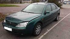 Ford Mondeo Mk3 2 0 Unfallwagen Voll Fahrbereit Tolle