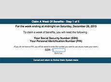 claim my weekly benefits unemployment