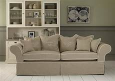 Landhaus Sofas Landhausstil - hussensofa ascot landhausstil coastal homes pickupm 246 bel de
