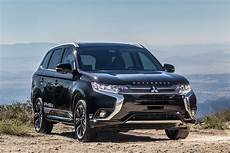 Mitsubishi Outlander Phev Named Green Car Journal S 2019