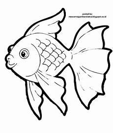 Koleksi Sketsa Gambar Mosaik Ikan Terbaru Repptu