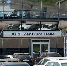 Audi Zentrum Rennbahnkreuz Halle Saale Abasix