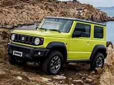 Suzuki Configurator And Price List For The New Jimny