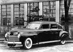 Chrysler Imperial Limousines Of The 1940's – Luxury Rarely