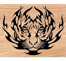 tiger project pattern woodworking