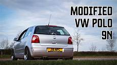 modified volkswagen polo 9n