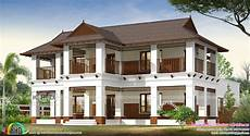 traditional kerala house plans with photos 3254 square feet 4 bedroom traditional kerala home design