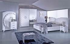 schlafzimmer weiss schlafzimmer anatalia in weiss silber modern 160x200 cm