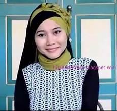 Cara Memakai Jilbab Wisuda Tutorial