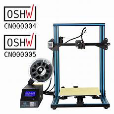 big sales creality 3d printer full metal frame cr 10s printer filament detect resume print power