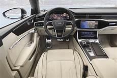 Audi A7 Innenraum - 2019 audi a7 sportback drive slashgear