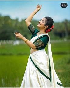 onam special dresses for girls onam dress in 2020 fashion dresses saree