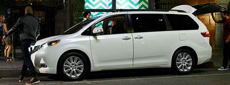 2017 Toyota Sienna Updates Changes And Specs