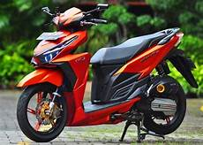 Vario 2018 Modif by Modifikasi Motor Vario 2018 Untouchable My Journey