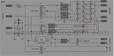 rangkaian power lifier sound system 2000 watt koleksi skema rangkaian artikel elektronika