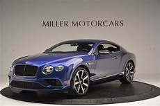 2017 Bentley Continental Gt V8 used 2017 bentley continental gt v8 s greenwich ct