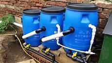 Teichfilter Eigenbau Technik - the new diy pond midi filter system doovi