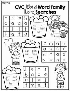 simple cvc word searches kinderland collaborative pinterest word search kindergarten and