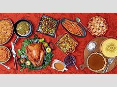 A Classic Thanksgiving Dinner Menu   The New York Times