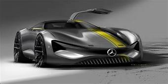 Car Rendering On Behance  Sketch Future Concept