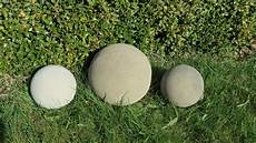 deko f 252 r garten kugel ca 170 mm aus beton selber