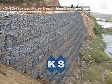 mur de soutainement 43737 defense gabion retaining wall hexagonal wire mesh with