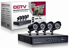 cctv with recording security surveillance system d1 h 264 4ch