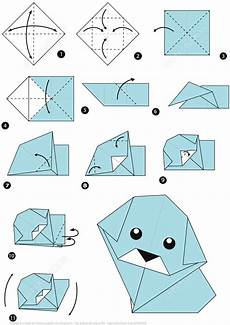 how to make an origami step by step