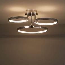 annellus chrome effect 3 l ceiling light departments diy at b q