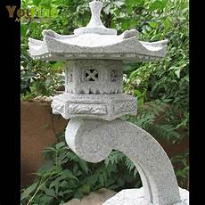 lanterne pour jardin granit lanterne japonaise pagode pour jardin buy