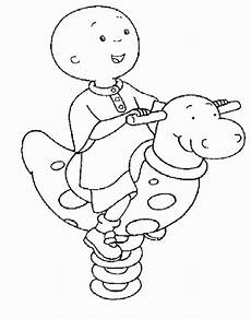 Malvorlagen Caillou Pdf Caillou Coloring Pages Free World Pics