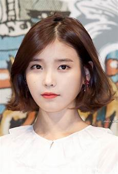 15 photo of short hairstyles for korean girls