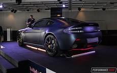 Aston Martin Vantage Bull Edition Debuts In Australia